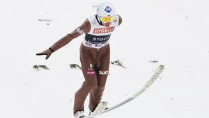 Ski Jumping World Cup in Vikersund