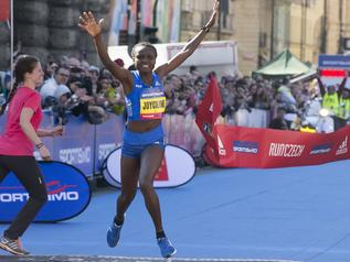 Rekord świata w półmaratonie!