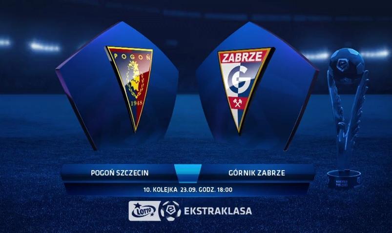 Pogoń Szczecin – Górnik Zabrze
