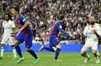 Barcelona wygrywa na Bernabeu! Gol Messiego w doliczonym czasie gry!