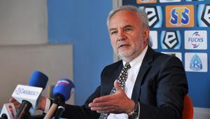 Janusz Paterman prezes Ruchu Chorzów