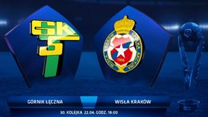 Górnik Łęczna pokonała Wisłę Kraków