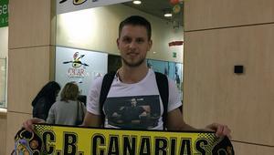 Mateusz Ponitka - Iberostar Teneryfa