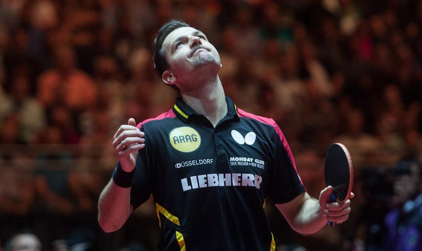 Table Tennis World Championship in Duesseldorf