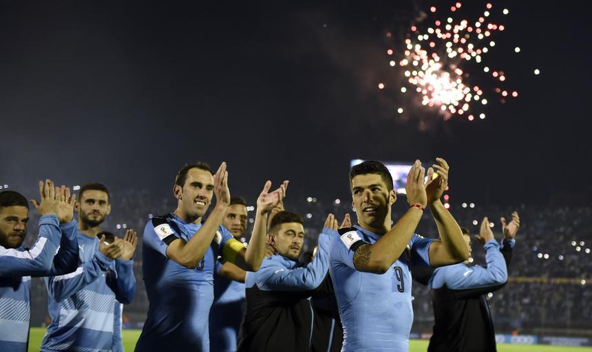 Urugwaj - Boliwia