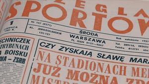 """96. lat """"Przeglądu Sportowego"""". Jak wyglądała gazeta w czasach komunizmu?"""