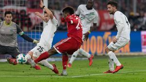GES/ Fussball/ 1. Bundesliga: FC Bayern Munich -Hanover 96, December 02, 2017