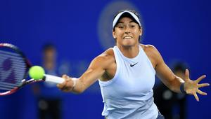 (SP)CHINA-WUHAN-TENNIS-WTA-WUHAN OPEN-FINAL(CN)