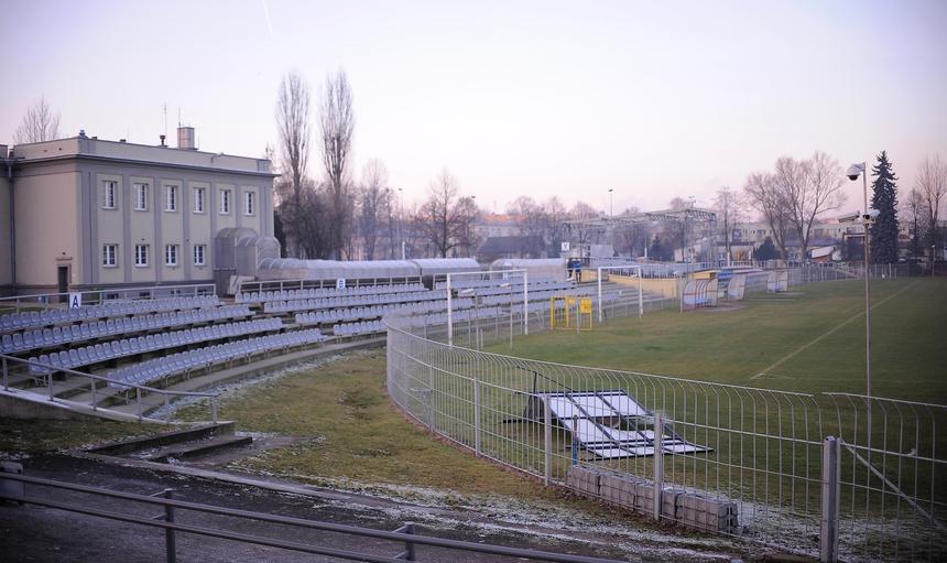 Raków Częstochowa stadion