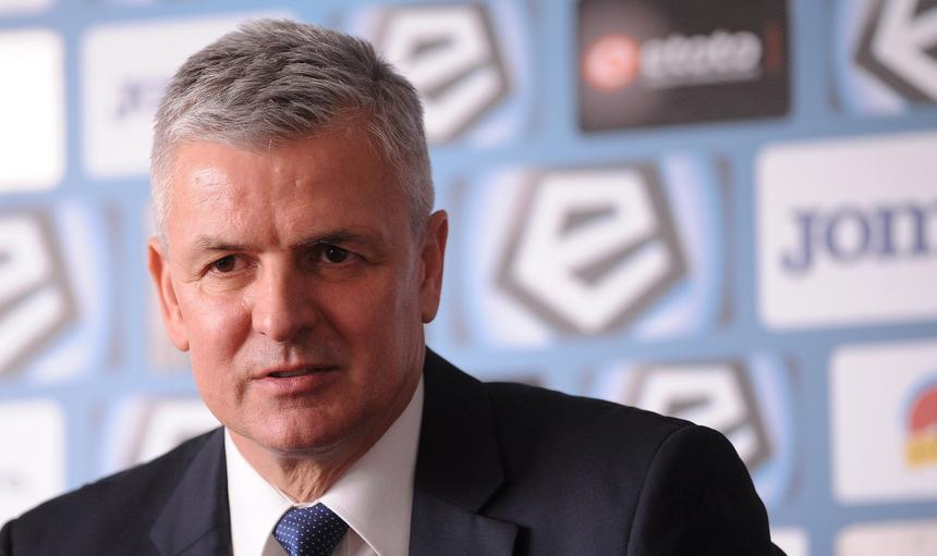 Konferencja - Dariusz Wdowczyk trenerem Piasta Gliwice