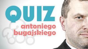 Quiz Bugajskiego