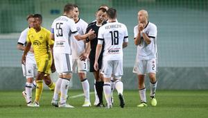 Pilka nozna. Liga Europy. Sheriff Tyraspol - Legia Warszawa. 24.08.2017