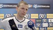 """Dąbrowski: """"Wiedzieliśmy, że ranga tego meczu wysoka"""""""