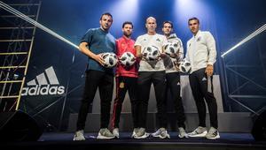 Mistrzowie świata zaprezentowali piłkę na MŚ w Rosji - - Telstart adidas