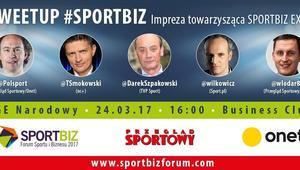Tweetup Sportbiz