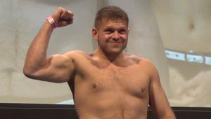 Marcin Tybura vs Timothy Johnson - oficjalne ważenie przed galą UFC