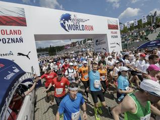 Wings for Life World Run – liczny jak nigdy