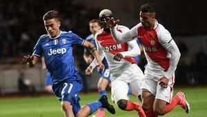 AS Monaco v Juventus