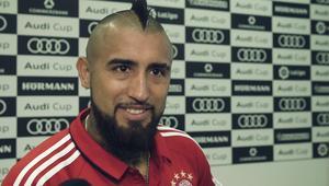 Vidal: Nie ma się o co martwić. W sobotę z Borussią zobaczycie już prawdziwy Bayern