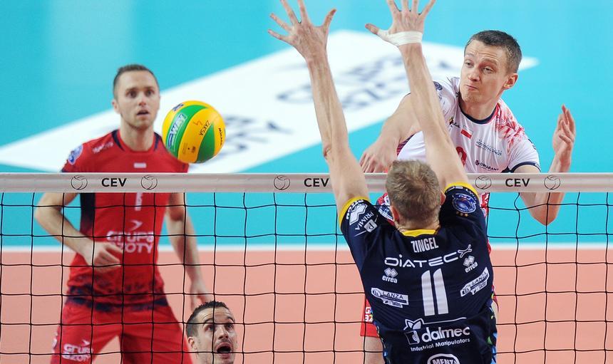 ZAKSA Kedzierzyn Kozle - Trentino Volley