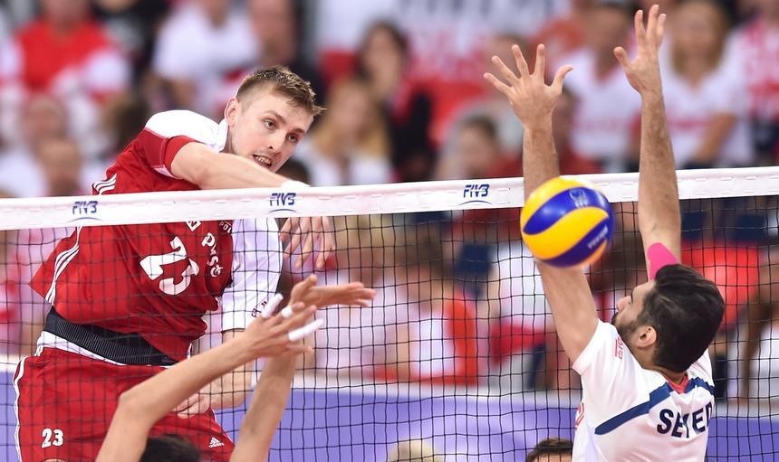 Polska - Iran, Mateusz Bieniek