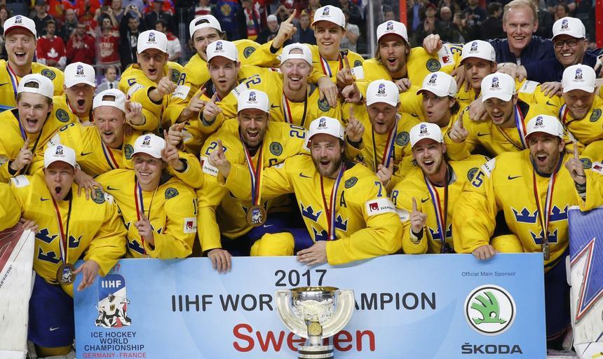 Szwecja - Kanada