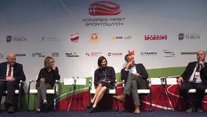 Polski sport jest w dobrej formie. Za nami II Kongres Miast Sportowych