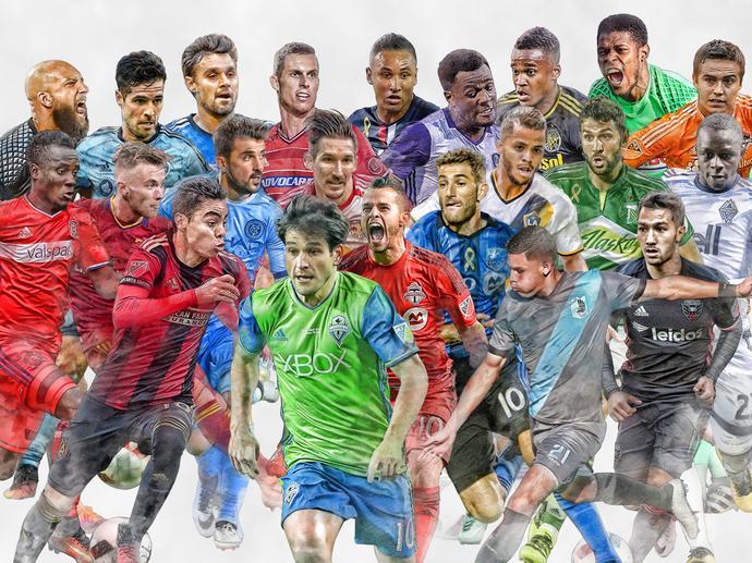 Zdjęcie promocyjne MLS z 2017 roku