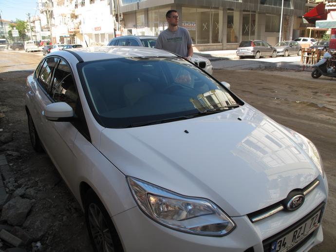 Do prowadzenia samochodu po tureckich drogach trzeba się przyzwyczaić