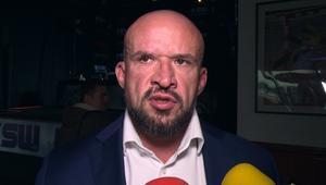 Tomasz Oświeciński: Popek jest słaby psychicznie