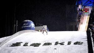 Puchar Swiata w skokach narciarskich w Wisle - Konkurs indywidualny