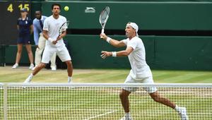 Kubot Melo mistrzami Wimbledonu