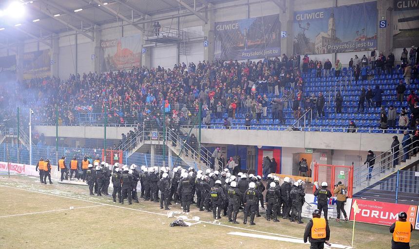 Piast Gliwice - Gornik Zabrze