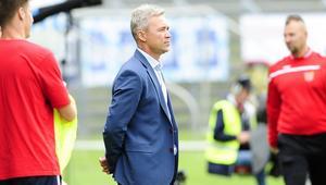 Pilka nozna. Nice I liga. Odra Opole - Chojniczanka Chojnice. 02.09.2017