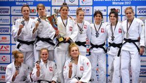 Karolina Pieńkowska, Julia Kowalczyk, Karolina Tałach, Sandra Lickun, Anna Załęczna