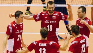 Rafał Buszek, Marcin Możdżonek, Bartosz Kurek, Michał Kubiak, Grzegorz Łomacz