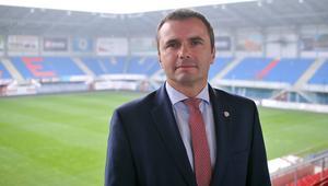 Briefing nowego prezesa Piasta Gliwice