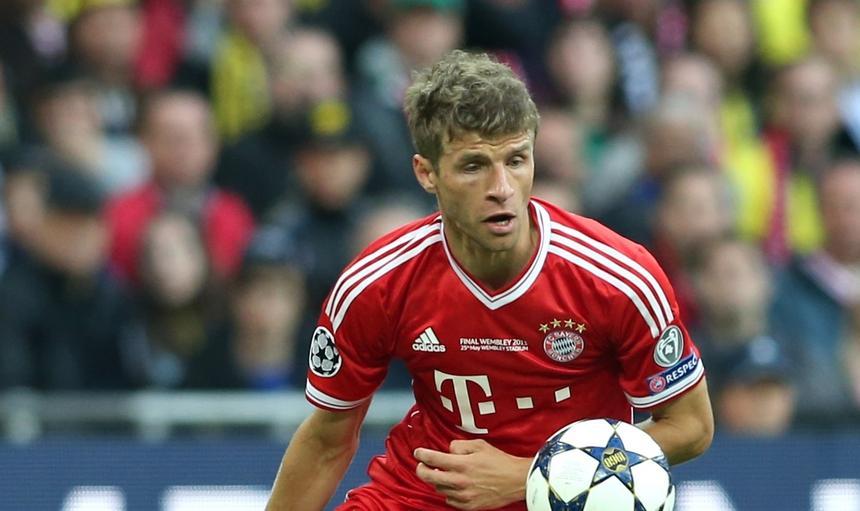 Thomas Muller Bayern Monachium