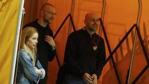 Dominika Kuchta, Tomasz Niedbalski, Tomasz Jankowski