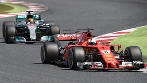 Hamilton i Vettel