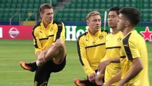 """PS z Dortmundu: """"Borussia i Monaco lubią bić się po gębach"""""""