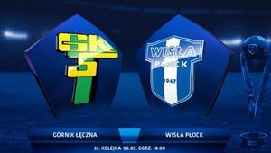 Górnik Łęczna – Wisła Płock