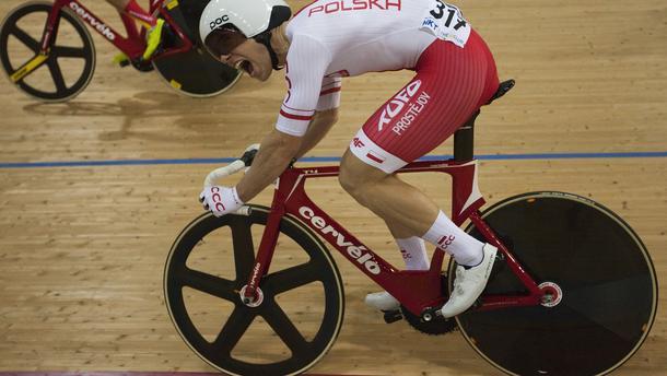 UCI Track Cycling World Championships in Hong Kong