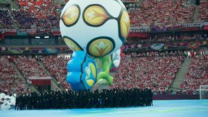 Polska Czechy EURO 2012