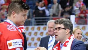 Aron Chmielewski i Dawid Chwałka
