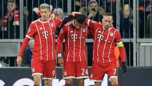 Bayern Monachium - Paris Saint-Germain