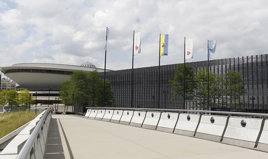 Międzynarodowe Centrum Kultury w Katowicach.