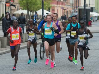 Pacemaker chce wygrać Orlen Warsaw Marathon