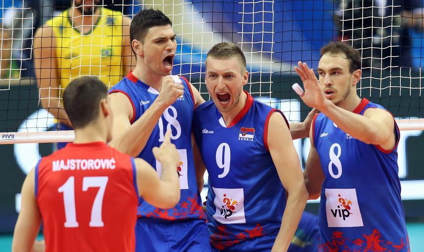 Serbia radość