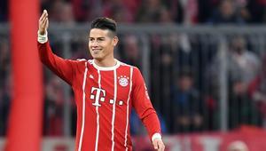 James Rodriguez Bayern Monachium